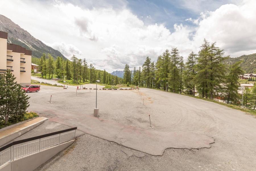 Location au ski Studio coin nuit 4 personnes (GRO115) - La Residence Les Chalmettes - Montgenèvre