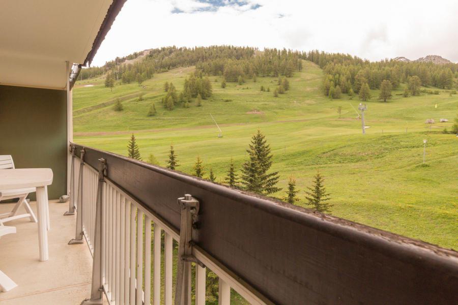 Location au ski Appartement 2 pièces coin montagne 6 personnes (BEN329) - La Residence Les Chalmettes - Montgenèvre