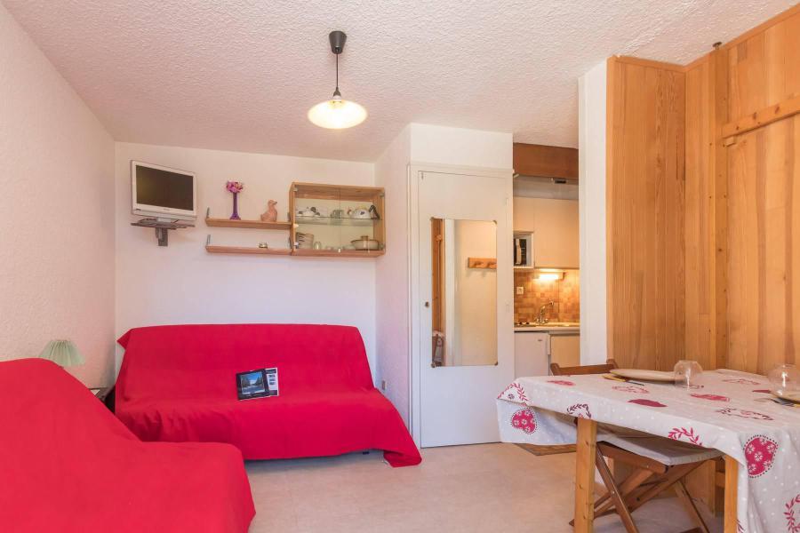 Location au ski Studio 2 personnes (USS230) - La Residence Les Chalmettes - Montgenèvre - Séjour