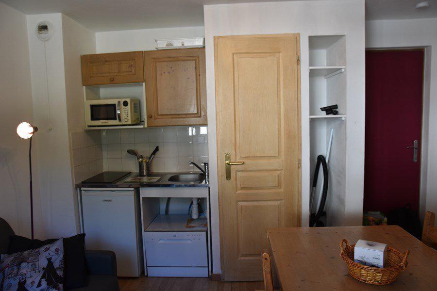 Location au ski Studio cabine 4 personnes (NG8) - La Residence Neige Et Golf - Montgenèvre