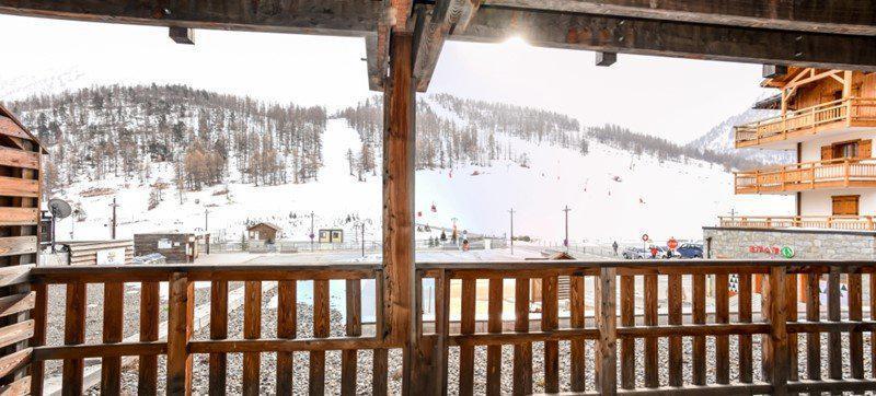 Location au ski Appartement 2 pièces 4 personnes (NG10) - La Résidence Neige et Golf - Montgenèvre
