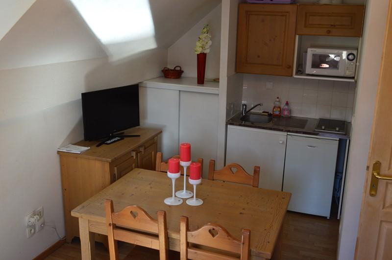 Location au ski Appartement 2 pièces 4 personnes (NG20) - La Residence Neige Et Golf - Montgenèvre - Kitchenette