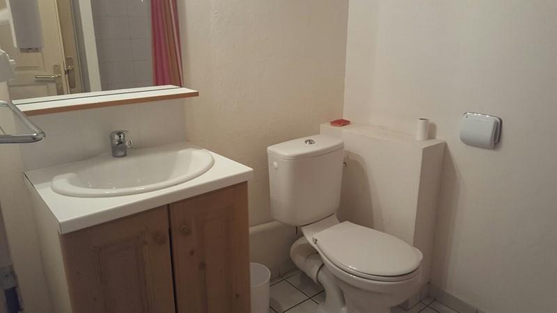 Location au ski Appartement 2 pièces 4 personnes (NG20) - La Residence Neige Et Golf - Montgenèvre - Lavabo