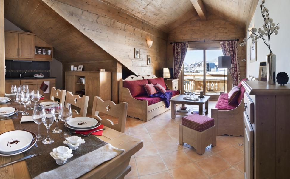 Alquiler al esquí Le Chalet des Dolines - Montgenèvre - Estancia