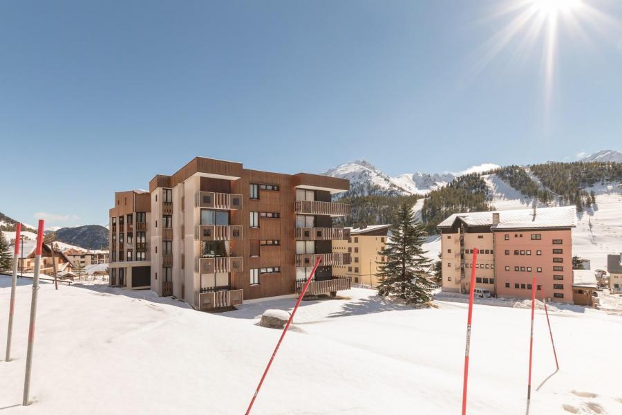 Location au ski Residence Arzerier - Montgenèvre