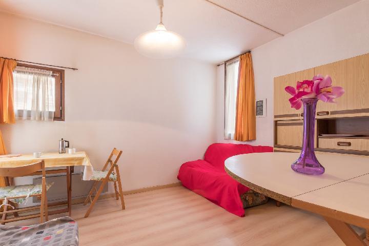 Location au ski Studio 2 personnes (MUS010) - Residence Arzerier - Montgenèvre - Appartement