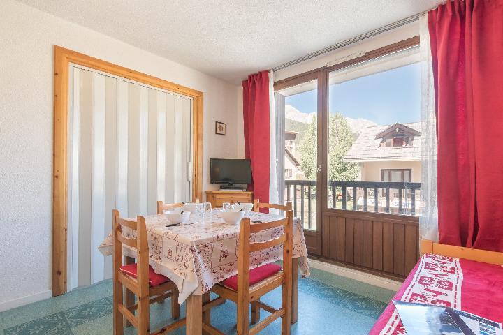 Location au ski Appartement 2 pièces 5 personnes (SMOQ10) - Residence Central Station - Montgenèvre