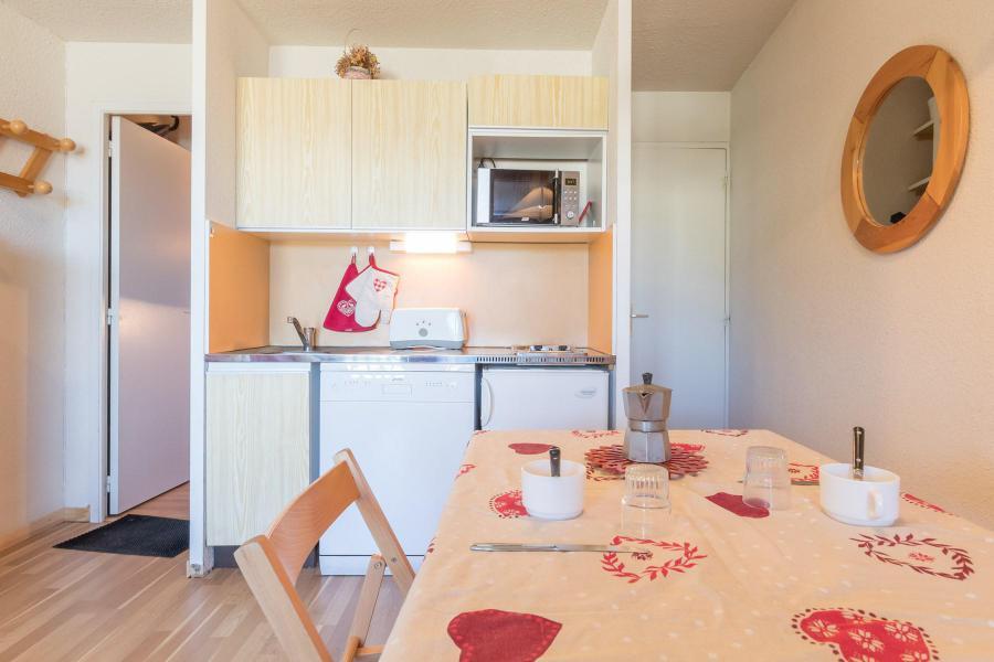 Soggiorno sugli sci Studio con alcova per 4 persone (GIOV25) - Résidence Central Station - Montgenèvre - Appartamento