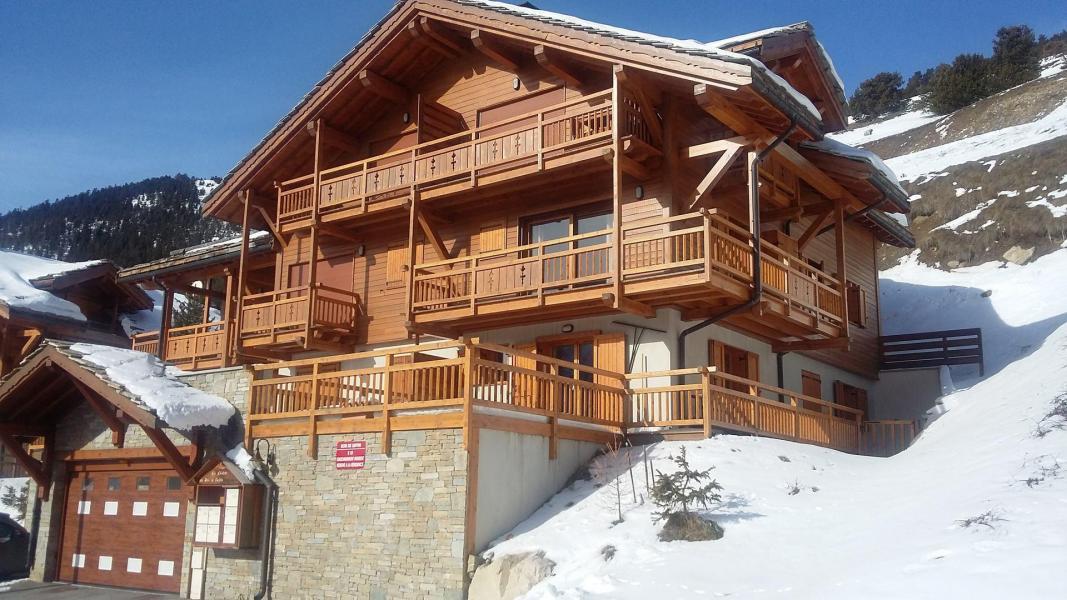 Vacaciones en montaña Résidence Chalet du Bois du Suffin K10 - Montgenèvre - Invierno