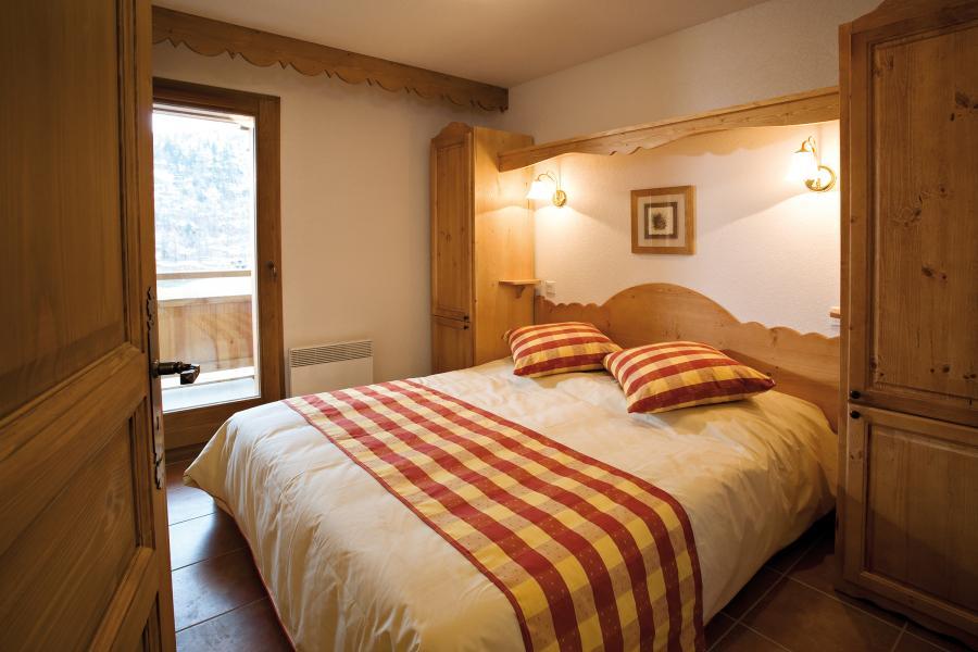 Alquiler al esquí Résidence Club MMV le Hameau des Airelles - Montgenèvre - Habitación