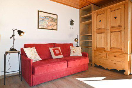 Location au ski Studio 4 personnes (2) - Résidence l'Alpet - Montgenèvre