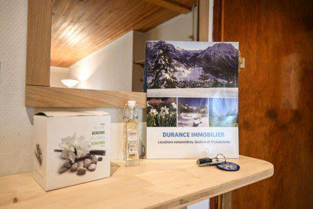 Location au ski Appartement 3 pièces 8 personnes - Résidence l'Alpet - Montgenèvre