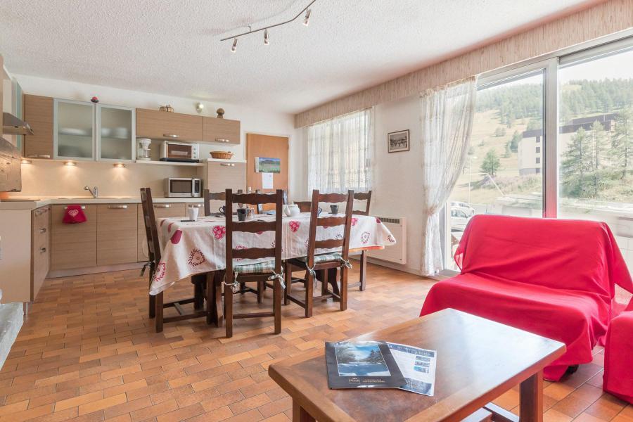 Аренда на лыжном курорте Апартаменты 2 комнат 6 чел. (COCHET) - Résidence la Cochette - Montgenèvre