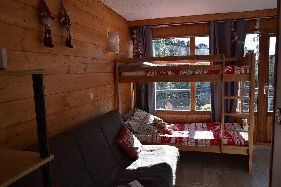 Location au ski Studio 4 personnes (PONC) - Résidence la Renardière - Montgenèvre
