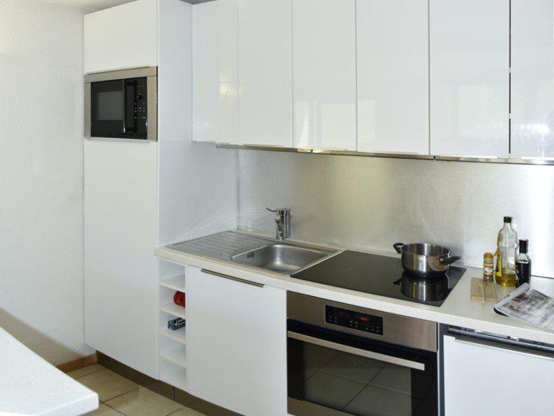 Rent in ski resort 4 room duplex apartment 8 people (205) - Résidence le Golf - Montgenèvre