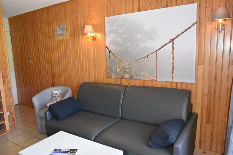 Rent in ski resort Studio sleeping corner 4 people (203) - Résidence le Golf - Montgenèvre - Apartment