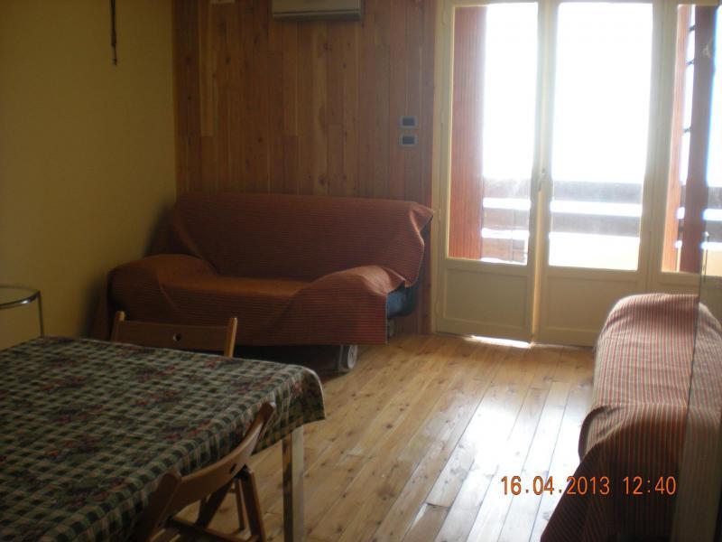 Location au ski Studio 4 personnes (MUSSO) - Residence Les Alpets - Montgenèvre