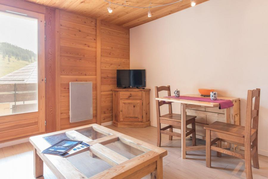 Location au ski Studio coin nuit 4 personnes (THEVOT) - Résidence les Alpets - Montgenèvre