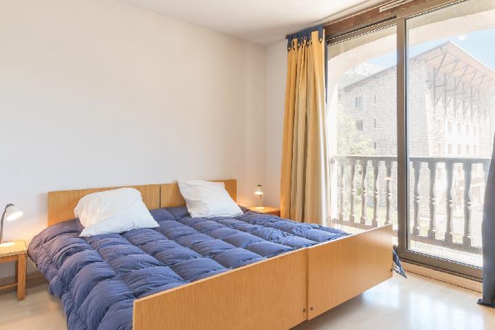 Location au ski Appartement 3 pièces 7 personnes (OTT10) - Residence Les Bardeaux - Montgenèvre - Chambre