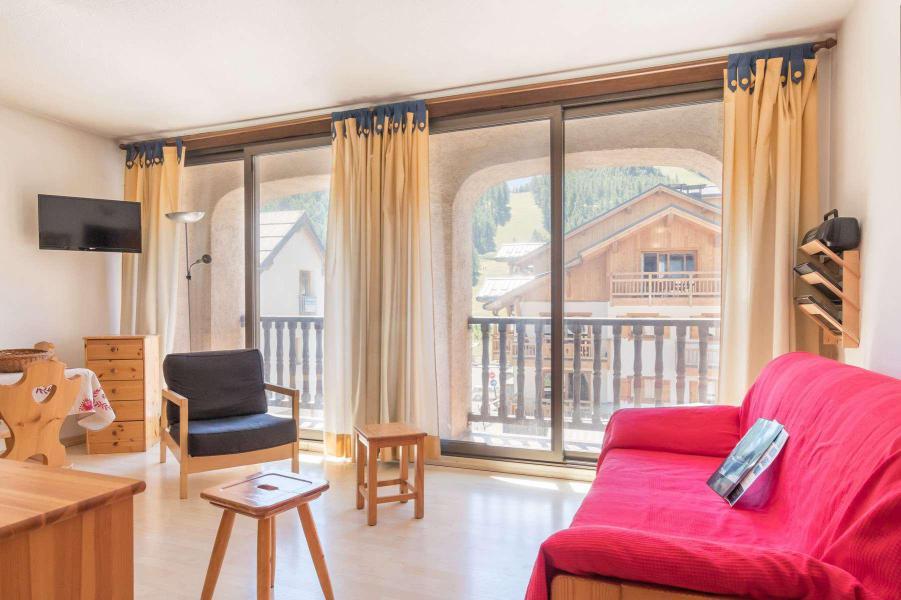 Location au ski Appartement 3 pièces 7 personnes (OTT10) - Residence Les Bardeaux - Montgenèvre - Séjour