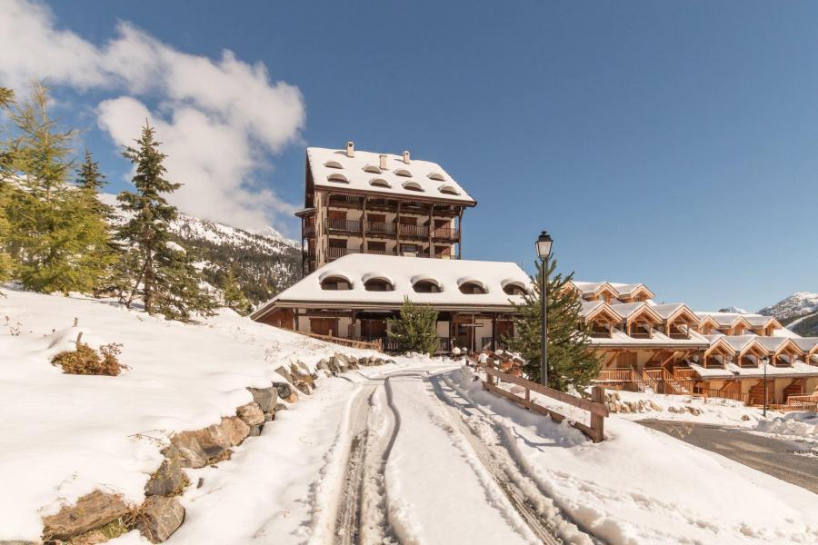 Location au ski Residence Les Toits Blancs - Montgenèvre