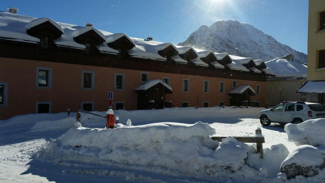 Location au ski Residence Vieille Douane - Montgenèvre - Extérieur hiver
