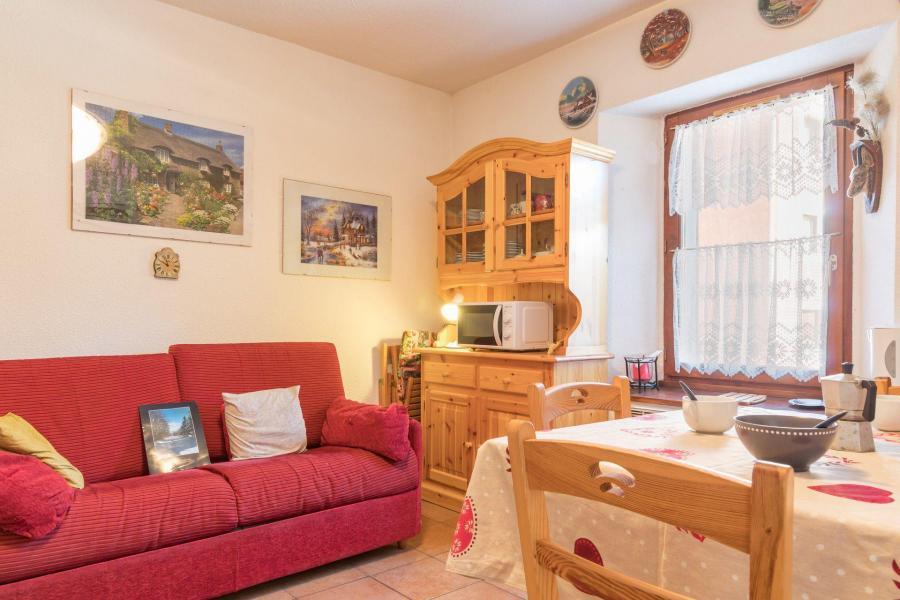 Location au ski Appartement 3 pièces 4 personnes (BRUN01) - Residence Vieille Douane - Montgenèvre - Séjour