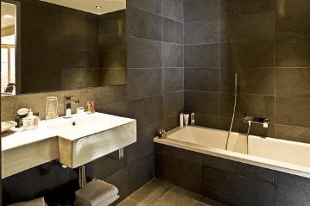 Location au ski Anova Hotel & Spa - Montgenèvre - Salle de bains