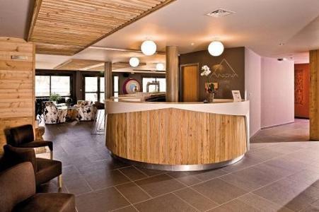 Location au ski Anova Hotel & Spa - Montgenèvre - Réception
