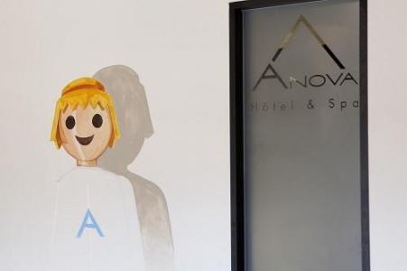 Location au ski Anova Hotel & Spa - Montgenèvre - Relaxation