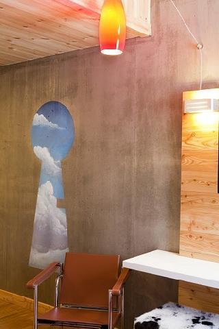 Location au ski Anova Hotel & Spa - Montgenèvre - Intérieur
