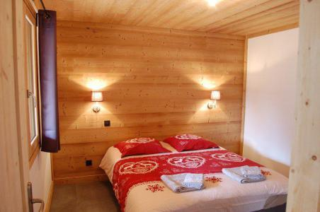 Rent in ski resort 2 room apartment sleeping corner 4 people (Cosy Mountain) - Chalet Loan - Montgenèvre - Bedroom
