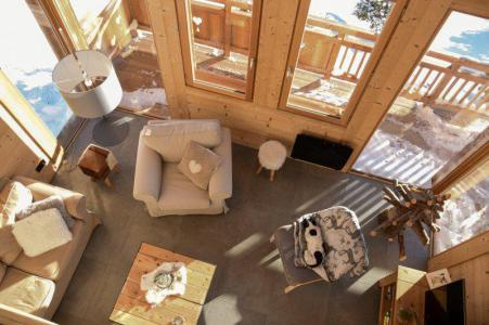 Rent in ski resort 5 room duplex chalet 10 people - Chalet Loan - Montgenèvre