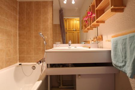 Аренда на лыжном курорте Апартаменты дуплекс 4 комнат 6 чел. (A43) - La Résidence Ferme d'Augustin - Montgenèvre - Ванная