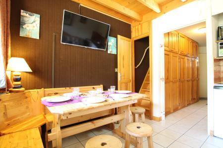Аренда на лыжном курорте Апартаменты дуплекс 4 комнат 6 чел. (A43) - La Résidence Ferme d'Augustin - Montgenèvre - Салон