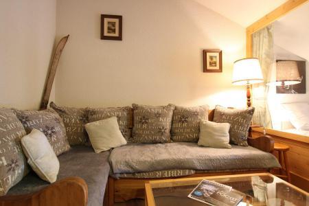 Аренда на лыжном курорте Апартаменты дуплекс 4 комнат 6 чел. (A43) - La Résidence Ferme d'Augustin - Montgenèvre - Мезонин