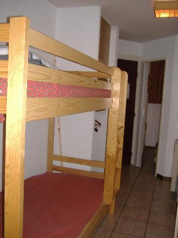 Location au ski Appartement 2 pièces coin montagne 6 personnes (VES104) - La Residence Ferme D'augustin - Montgenèvre - Lits superposés