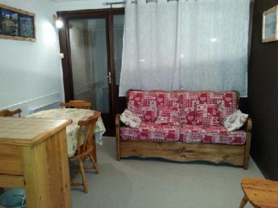 Location au ski Studio coin nuit 4 personnes (SIL094) - La Residence Ferme D'augustin - Montgenèvre - Banquette-lit