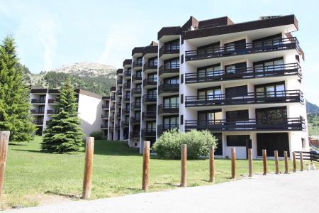 Location au ski La Residence La Loubatiere - Montgenèvre - Extérieur hiver