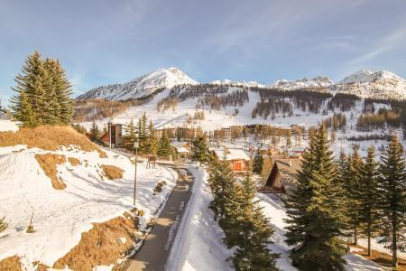 Soggiorno sugli sci Studio con alcova per 3 persone (DOD107) - La Résidence le Picamont - Montgenèvre
