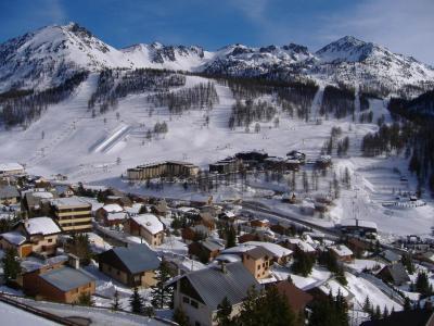 Location au ski Appartement 2 pièces 4 personnes (GAR405) - La Residence Le Plein Soleil - Montgenèvre