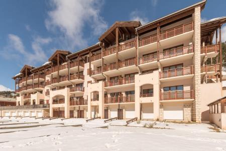 Location au ski La Residence Le Plein Soleil - Montgenèvre - Extérieur hiver