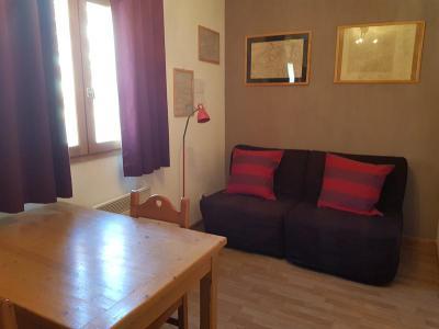 Rent in ski resort 2 room apartment 4 people (NG6) - La Résidence Neige et Golf - Montgenèvre - Living room