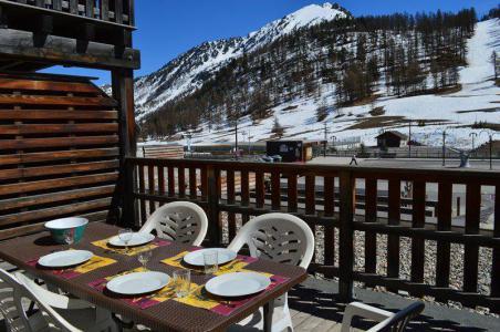 Location Montgenèvre : La Résidence Neige et Golf hiver