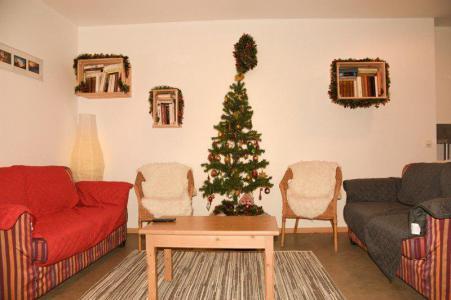 Rent in ski resort Studio sleeping corner 5 people (NG4) - La Résidence Neige et Golf - Montgenèvre - Apartment