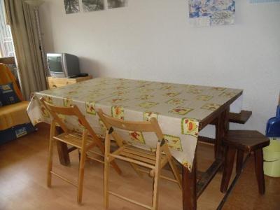 Location au ski Studio coin montagne 5 personnes (DETAR2) - Residence Arzerier - Montgenèvre
