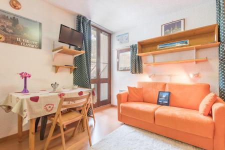 Аренда на лыжном курорте Квартира студия для 2 чел. (CAVU14) - Résidence Arzerier - Montgenèvre - апартаменты