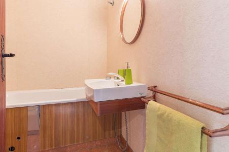 Location au ski Studio coin montagne 5 personnes (DETAR2) - Residence Arzerier - Montgenèvre - Salle de bains