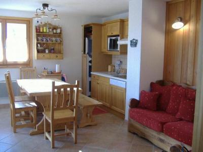 Location au ski Appartement 3 pièces 6 personnes (MO101) - Residence Bois Du Suffin - Montgenèvre - Séjour