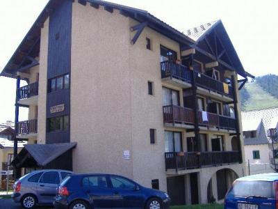 Location 4 personnes Studio coin montagne 4 personnes (SALA05) - Residence Central Station